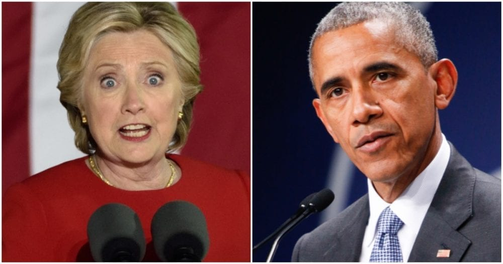 REMEMBER: FBI Admits Hillary's Emails Were Found In Executive Office of Obama White House