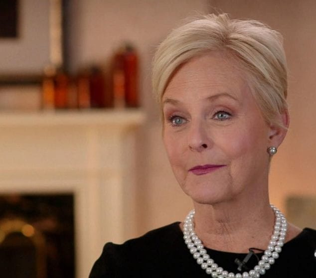 The Rhinos Are At It Again: Cindy McCain Complains About the