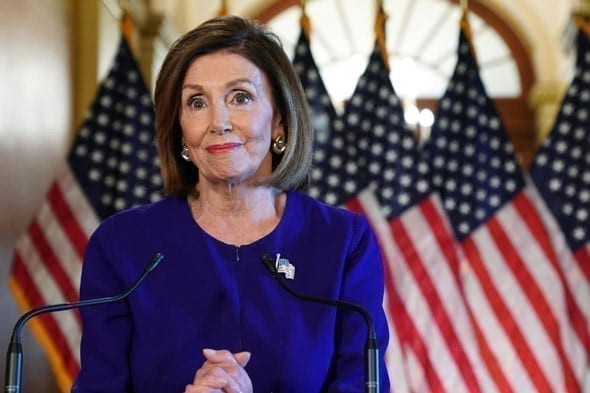 nancy pelosi announced impeachment proceedings against president trump on tuesday