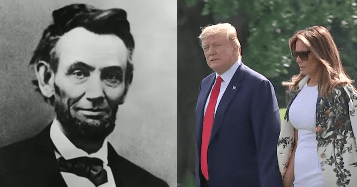BREAKING POLL: Majority of Republicans Say Trump a Better President than Lincoln