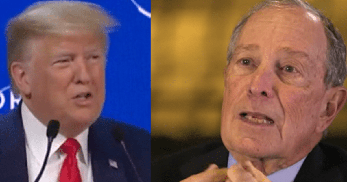 Bloomberg to transfer $18M to DNC in effort to defeat Trump | News ...