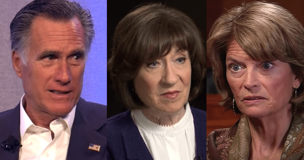 Romney, Collins, Murkowski won't attend GOP convention
