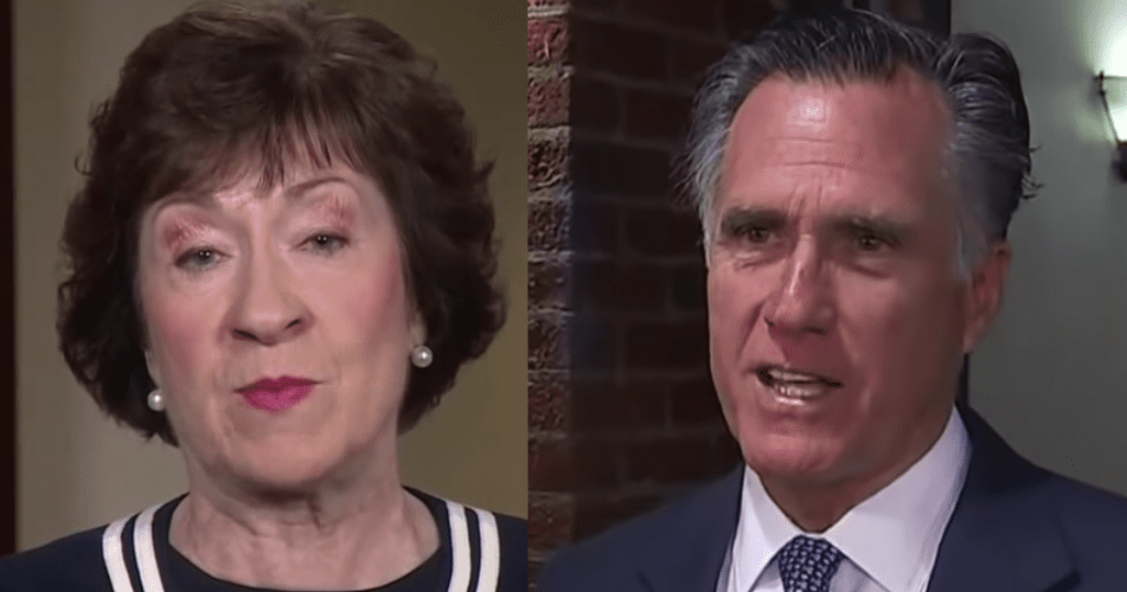 Romney, Collins want extra unemployment benefits to last through 2020