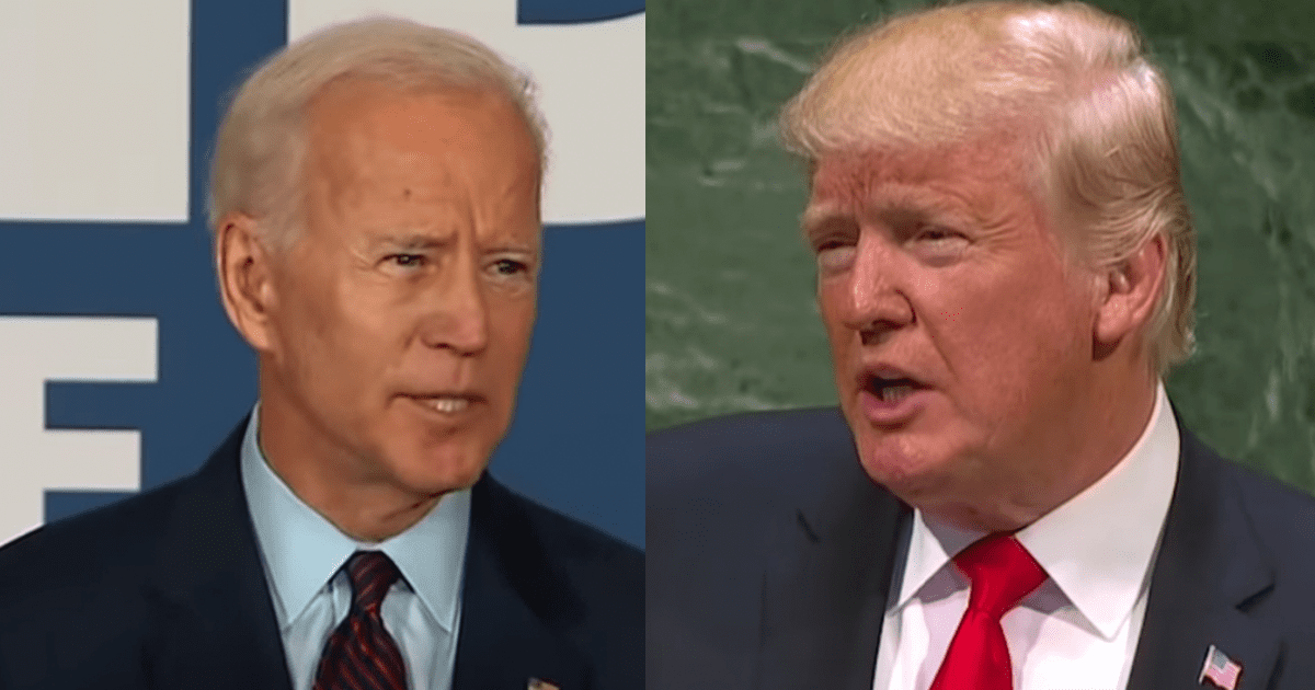 Biden edges out Trump in new national Monmouth poll