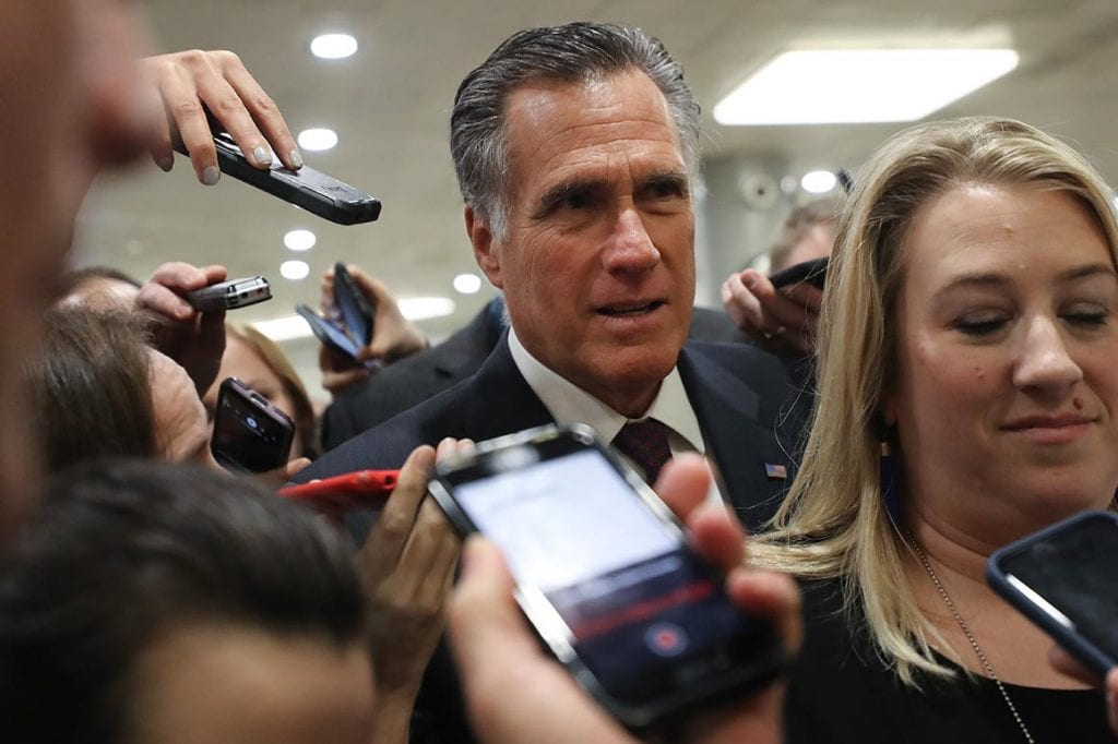 Romney Is Trying To  Block Burisma Hunter Biden Investigation, Forgets To Mention He's Tied To Burisma Too