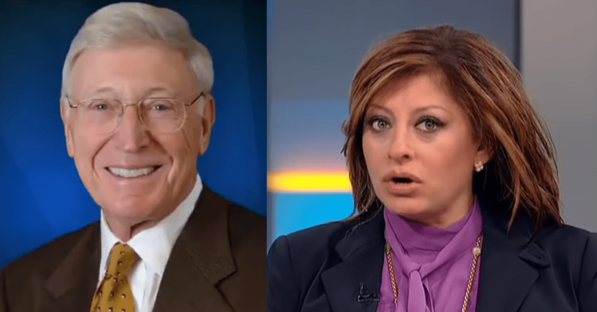Home Depot Co-Founder Tells Maria: 'Congress Should've Been ...