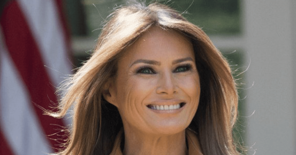 First Lady Melania sends gifts to hospitals dealing with ...