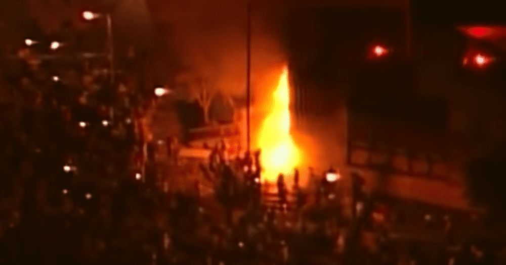 POLL: Two-Thirds of Voters Want Congress to Investigate 2020 BLM Riots