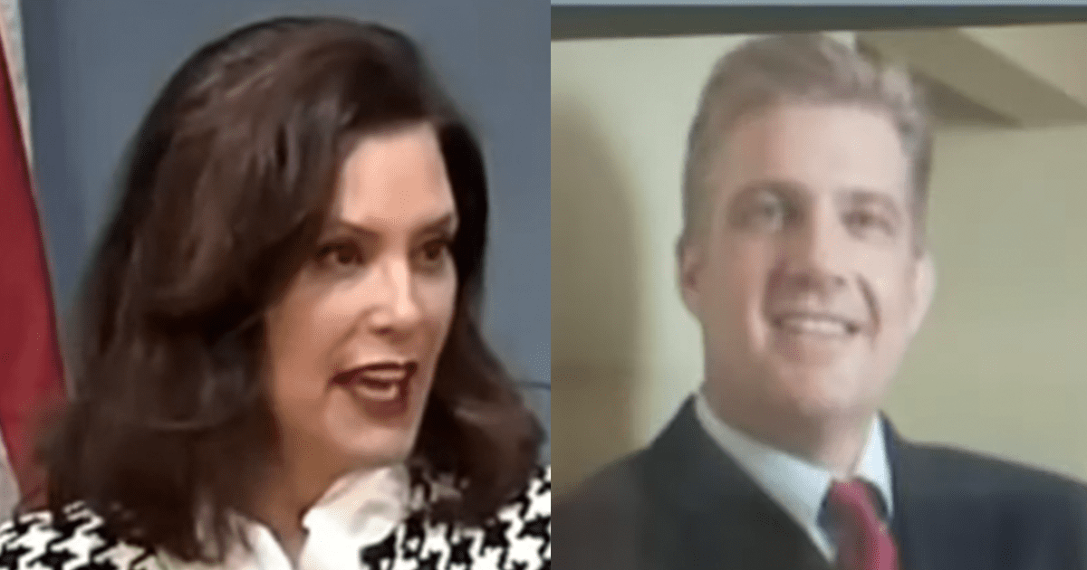 Watch Whitmer Claims Her Husband Was Just Joking When He Asked For Preferential Boat Treatment News Thud