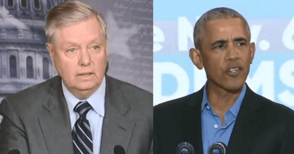 Lindsey Graham To Investigate Obama Admin Spying On Trump Campaign ...