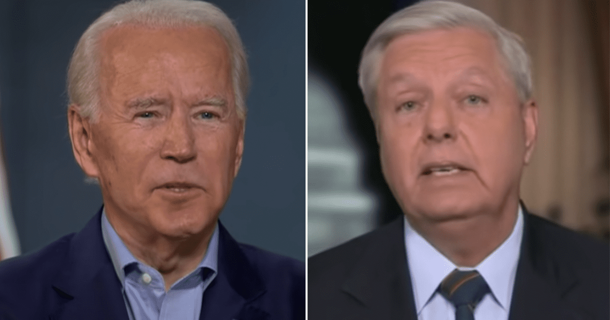 """WATCH: Graham accuses Biden admin of Staging """"Giant Cover-Up"""" of Border Failures"""