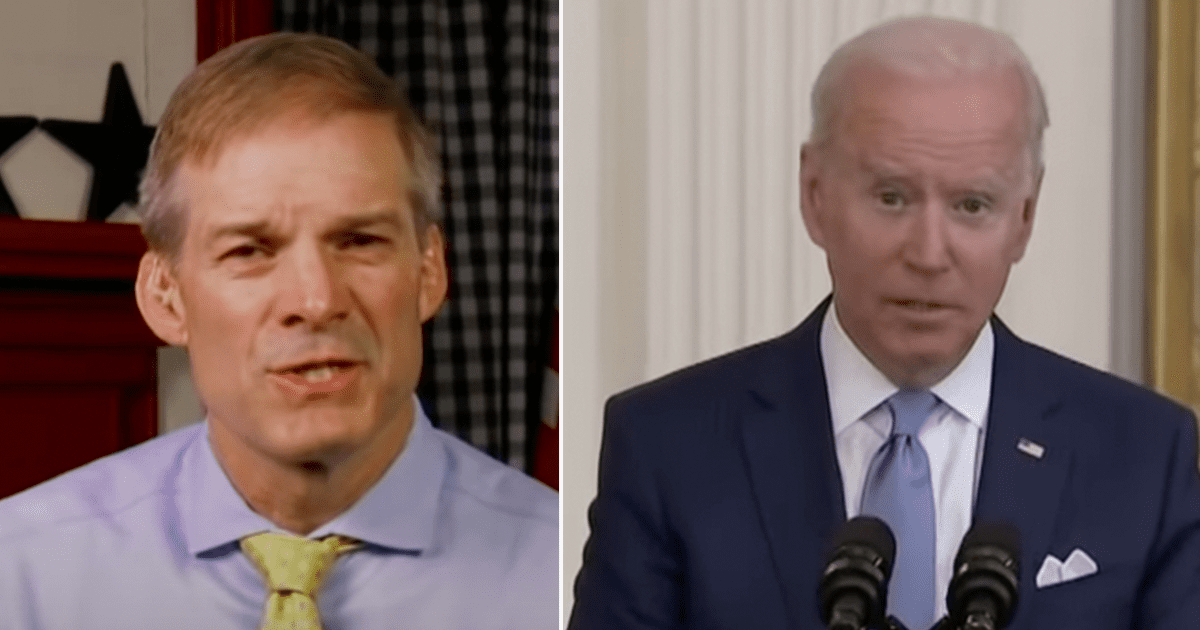 WATCH: Rep. Jordan says it should be no surprise Afghanistan refugees were not properly vetted