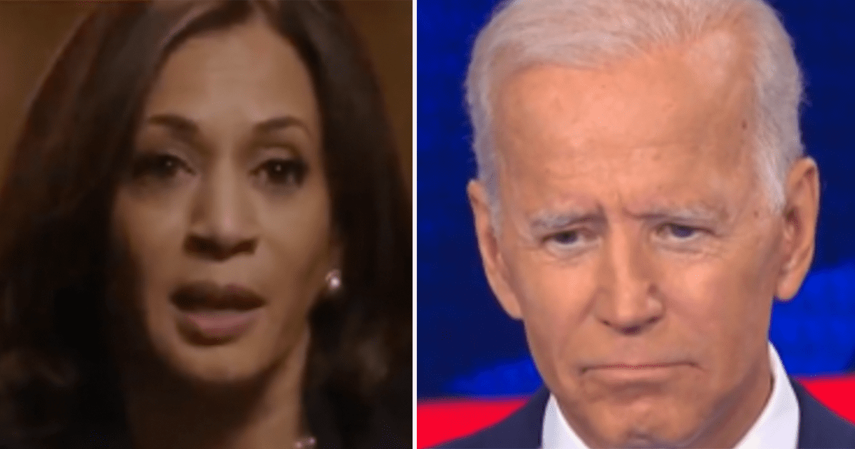 WATCH: New polls have both Biden and Harris facing falling approval numbers