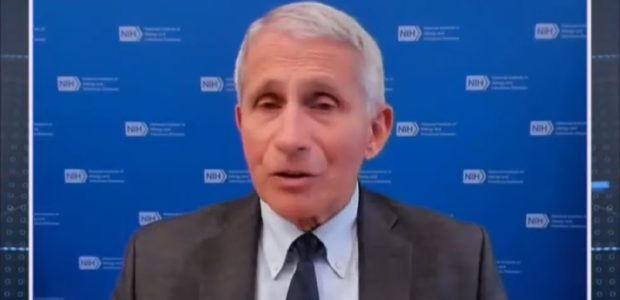 Dr. Fauci says requiring vaccination for travel is being discussed