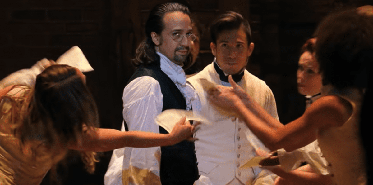 """Broadway show """"Hamilton"""" set to receive at least $30 million in federal aid"""