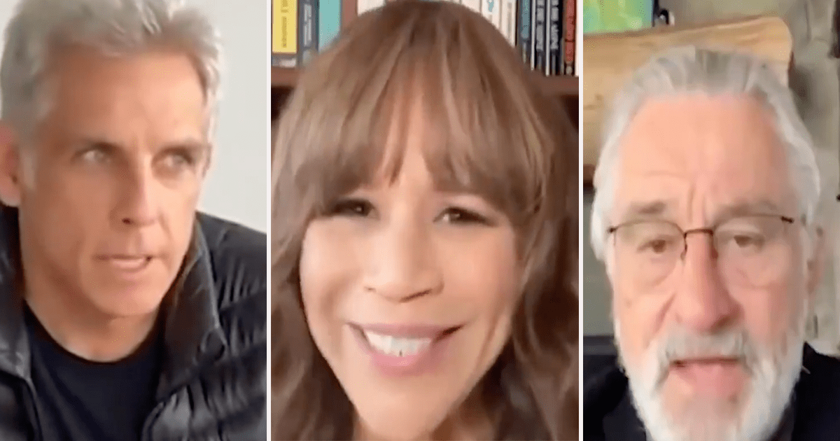 WATCH: These Hollywood celebs lavished praise on Andrew Cuomo