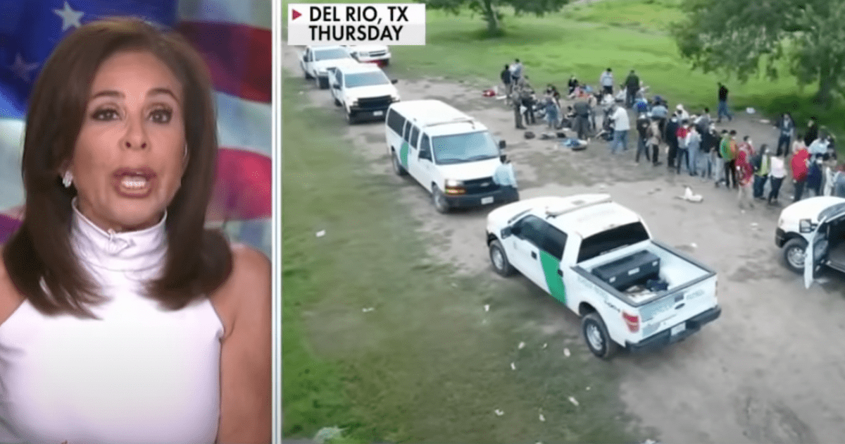 """WATCH: Pirro accuses Biden admin of """"laying out the welcome mat"""" for illegal migrants"""