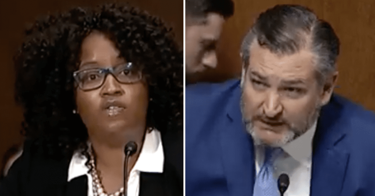 WATCH: Cruz questions Dems who claim Texas Voter ID laws are Racist