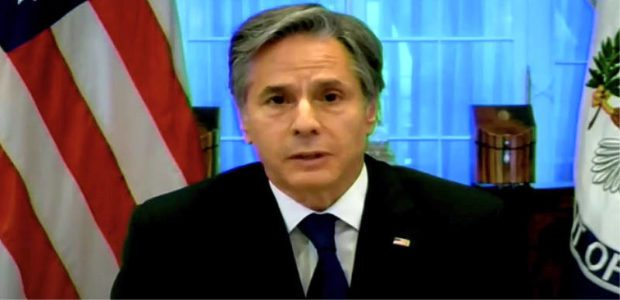 """""""This is a national humiliation"""" – Blinken admits there are thousands of US permanent residents stuck in Afghanistan"""