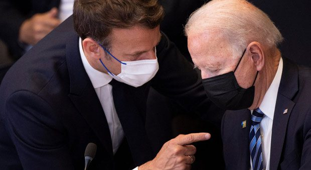 france is furious that joe biden cut them out of the anti china aukus alliance