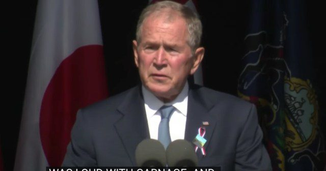 George W. Bush is back in the headlines and Donald Trump had a few choice words for him